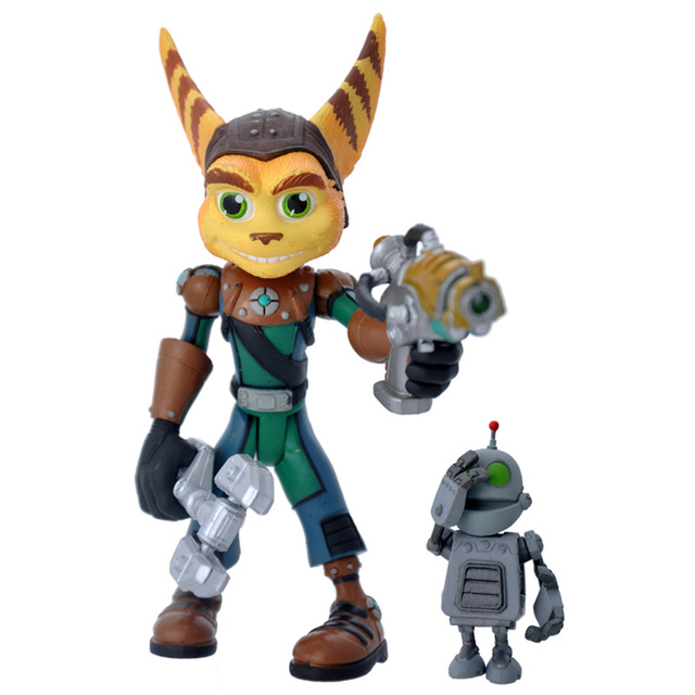 Ratchet And Clank Movie Toys