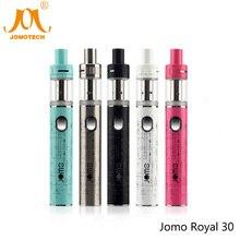 Original JomoTech Electronic Cigarette Kit Royal 30 Vape Mod 30w E Cig Vape Pen E cigarette