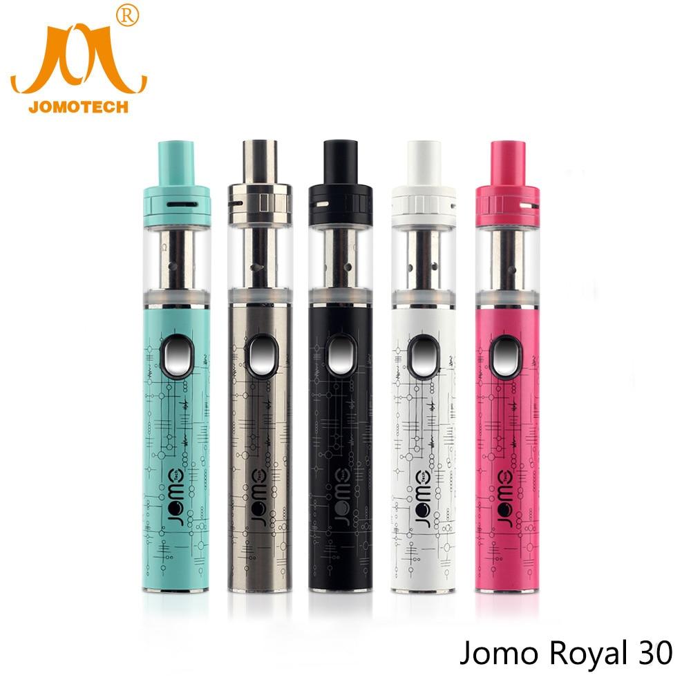 Original JomoTech Electronic Cigarette Kit Royal 30 Vape Mod 30w E Cig Vape Pen E-cigarette Vaporizer Beyond iStick 30 Jomo-108