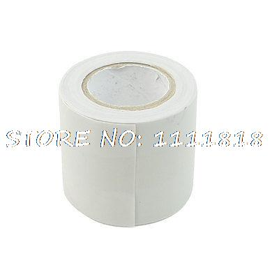 Air Conditioner Repair Part 4.8cm Width PVC Tube Pipe Wrapping Tape Light GrayAir Conditioner Repair Part 4.8cm Width PVC Tube Pipe Wrapping Tape Light Gray