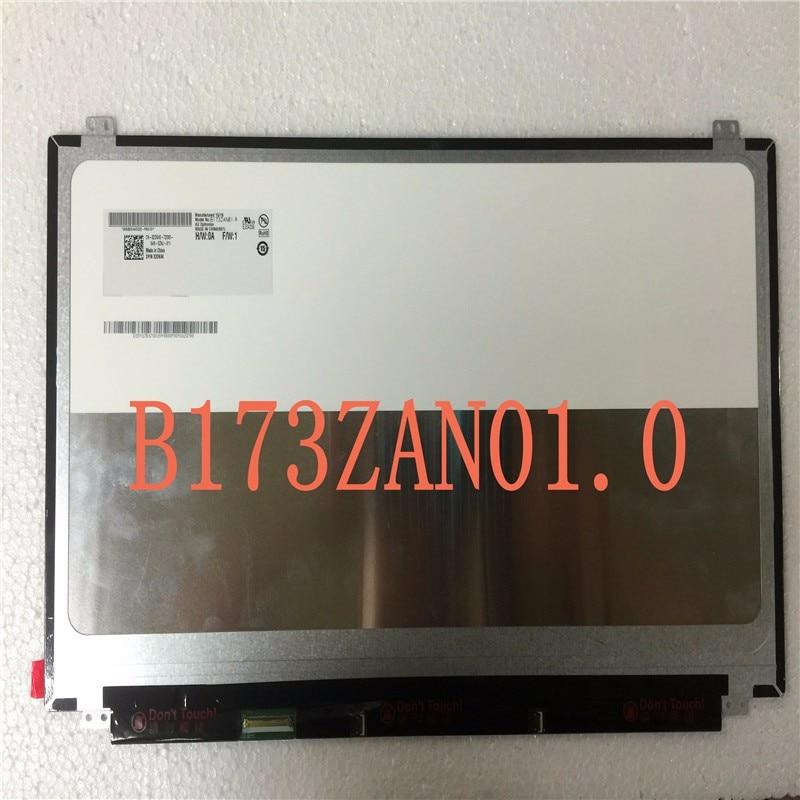 17.3inch Screen 4K LCD Super B173ZAN01.0 LCD Screen 3840x2160 Wideview Dislay For Lenovo Y70-70 Laptop led screen цена