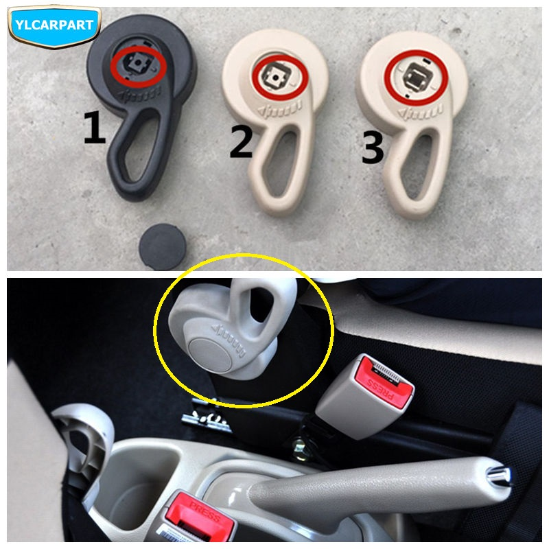 For Geely LC Cross,GC2-RV,GX2,Emgrand Xpandino,Panda,Pandino,GC2 ,Car Seat Adjustment Knob