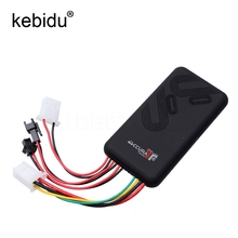 Kebidu GT06 автомобильный трекер SMS GSM GPRS онлайн слежения Системы монитор Пульт дистанционного управления Управление сигнализация для мотоцикла автомобиля локатор