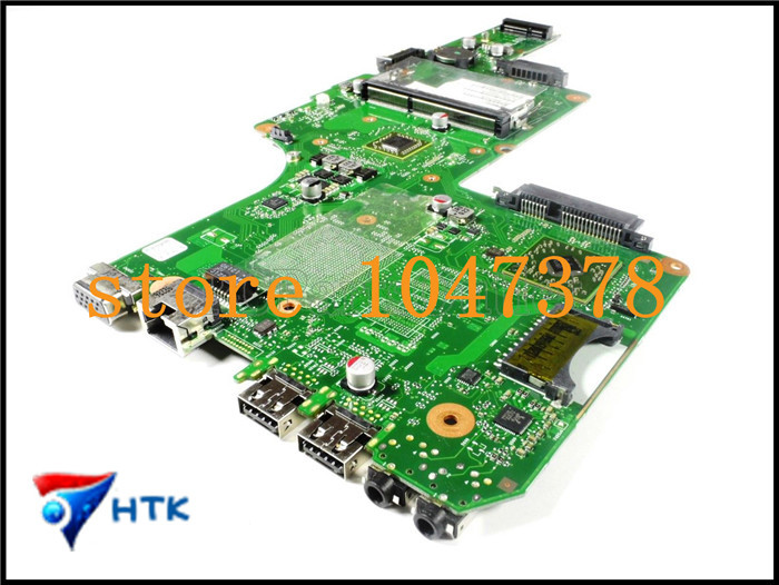 Wholesale Laptop Motherboard For Toshiba Satellite C855D Series Motherboard V000275270 100% Work Perfect  wholesale v000225020 laptop motherboard for toshiba c650 c655 100