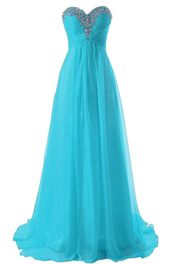 Hot Sale Cheap   Bridesmaid     Dresses   Green Blue Purple Champagne Red Color with Beadings Chiffon Wedding Party Gowns
