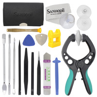 38in1 Smart Cell Mobile Phone Screen Opening Repair Tools Screwdriver Plier Pry Disassemble Tools Set Kit