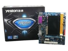 Pt55d d525 dual-core 1.8g DDR3 processor htpc dedicated motherboard