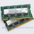 Полностью Тест! 1 ГБ 2x512 МБ 512 МБ PC2700 DDR333 333 МГЦ DDR1 200pin Sodimm 333 МГц ОПЕРАТИВНОЙ Памяти Ноутбука компьютер Бесплатная доставка