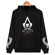 New Famous Game Assassins Creed Design Hoodies Men & Women Unisex Hooded Sweatshirt Hip Hop Streetwear Plus Size Brand Clothing
