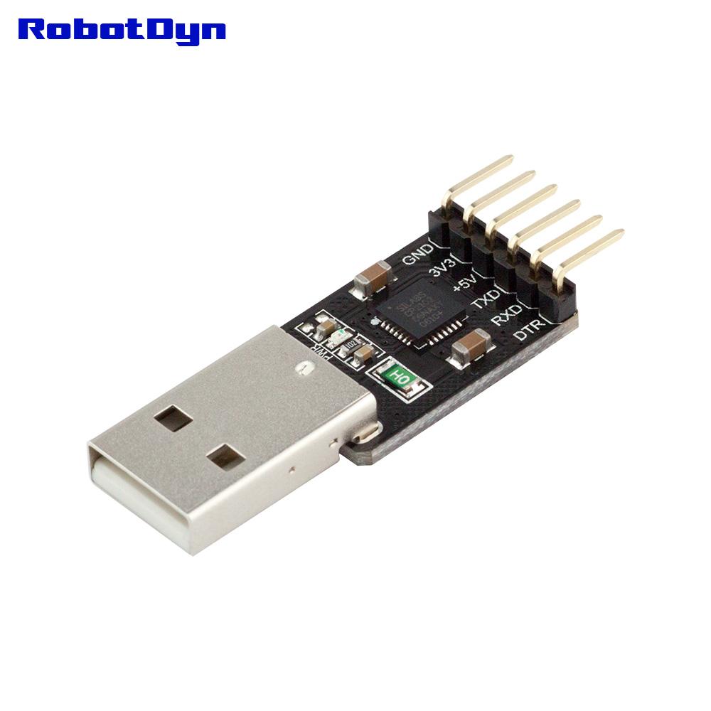 USB-TTL UART CP2102