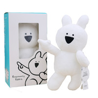 韓国スターオンラインウサギぬいぐるみのおもちゃ6スタイル極めてウサギぬいぐるみ人形女の子kidz誕生日ギフトプレゼント