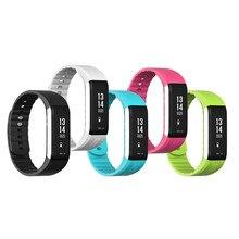 Новые Лучшая цена! Универсальный Bluetooth 4.0 Smart LED браслет спортивные часы Бесплатная доставка NOM15