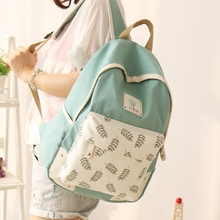 Free Shipping Fashion Canvas Women Backpack School Bags Student Bag Female College Shoulder Bag backpacks high quality