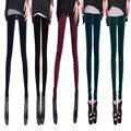 Leggings de veludo do navio Da Gota 2016 HOT legging leggings Lápis moda calça de Poliéster de Alta qualidade