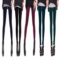 Velvet Leggings Drop ship 2016 HOT legging Polyester High quality leggings fashion Pencil pant