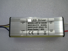 LED driver 24W 650mA Constant Current CE certification IP67