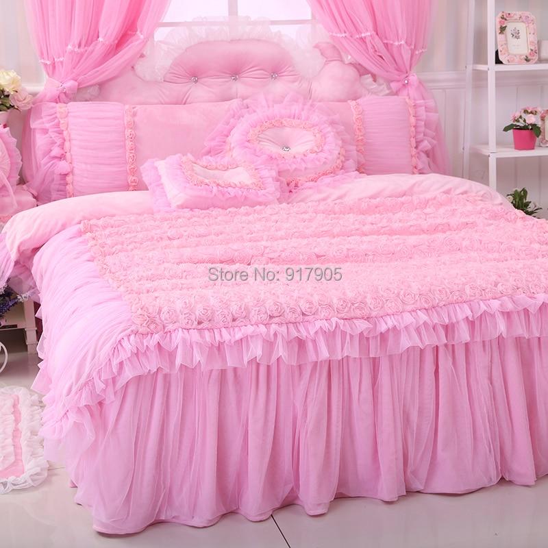 Home-Textile-Romantic-Pink-Rose-Bedding-Sets-White-Pink-Bedding-Sets -Princess-Lace-Ruffle-Bedding-Set.jpg