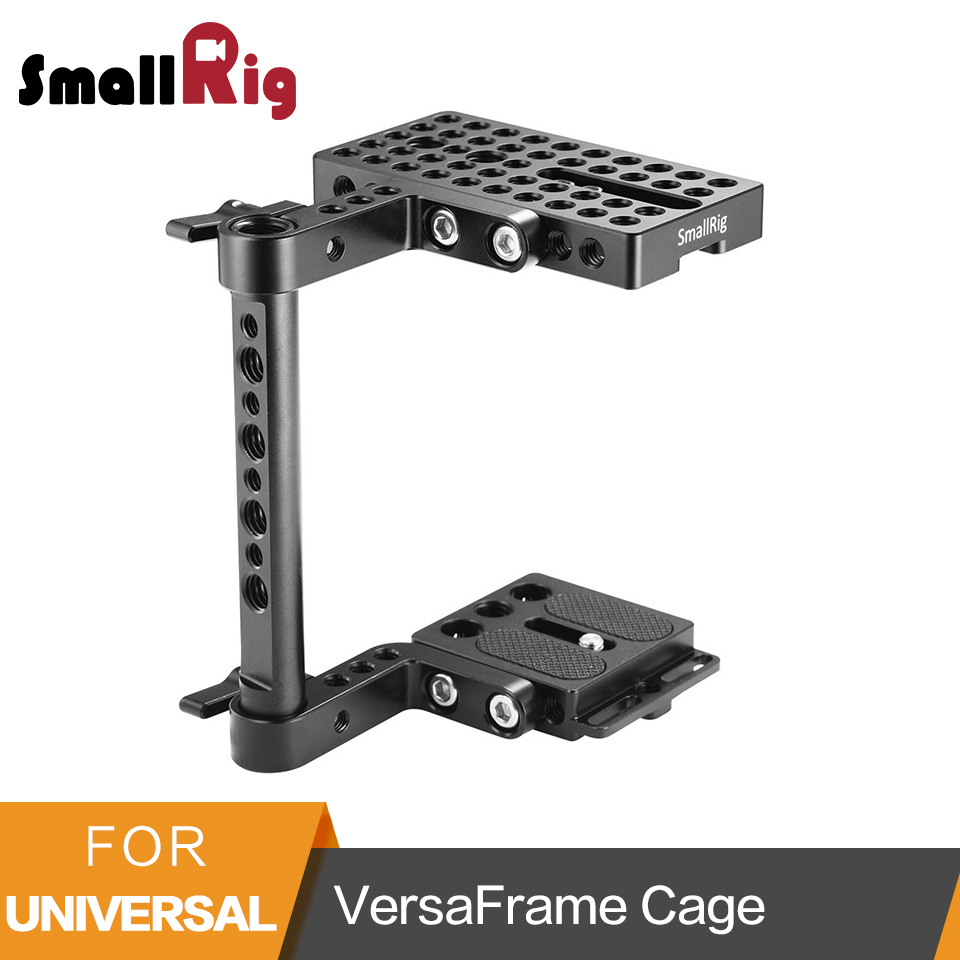 SmallRig VersaFrame Camera Cage For Small-sized DSLRs Camera For Panasonnic /Sony /Canon/Nikon /Fujifilm -1658