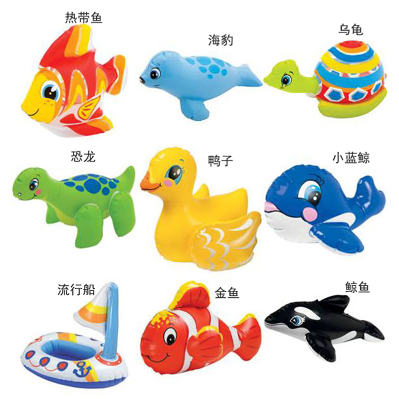 Intex 58590 infantile jouets de natation animal jouet - Jouet gonflable piscine ...