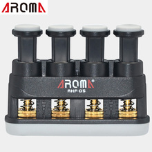 Guitar Piano Finger Hand Training Exerciser Finger Force Device Trainer Gripper Musical Instrument Violin Accessories Aroma 235