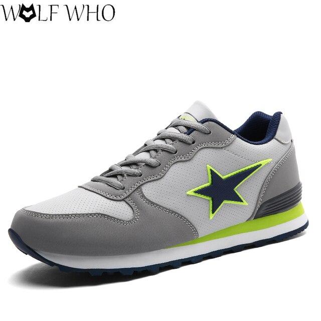 Uomo Espadrillas Sneakers Scarpe Uomini Casual Stella HWUqwzA8z