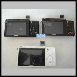 NEW Original Back Cover Rear Cover with LCD button flex For Samsung NX3000 Camera Replacement Unit Repair Part