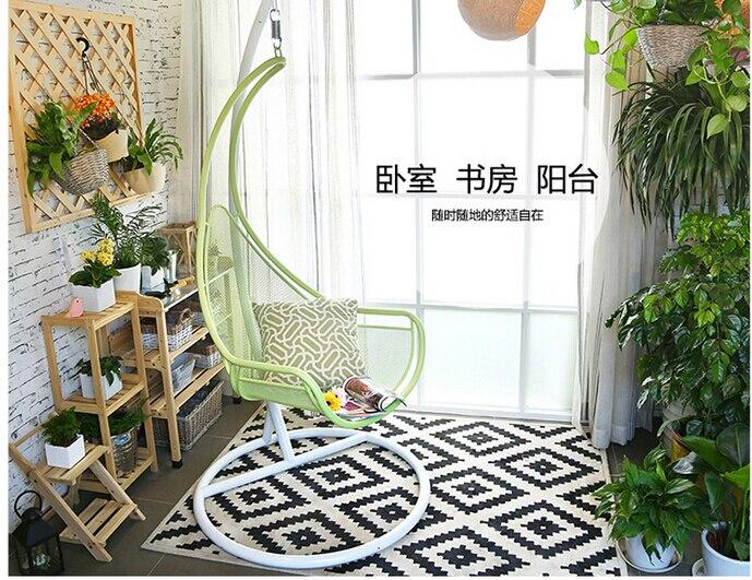 Hangmat Op Balkon : Opknoping stoel. mand. de balkon outdoor residentiële meubels