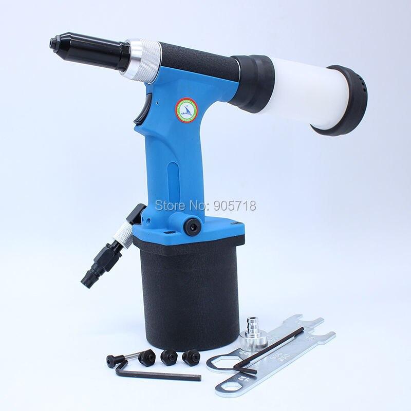 High Quality 2.4-4.8MM S30 Industrial Automatic Air Riveters Pneumatic Rivets Gun Air Tool