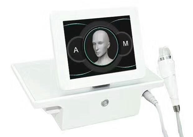 RF kesirli mikro iğne güzellik makinesi anti akne cilt kaldırma anti kırışıklık spa ekipmanları