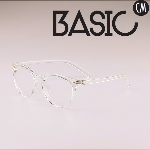 c103ba1aec08d TR90 Óculos de Miopia Do Vintage Estudante Transparente Óptico Óculos de Armação  Mulheres Óculos Meninas Óculos