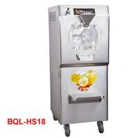 BQL HS18 110V/220V Stainless Steel Commercial Gelato Maker Brand New Italian Ice Cream Machine High Quality 28 35L/H 2200W