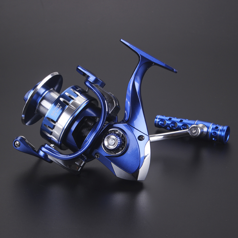 Lurekiller 11BB CW7000 30kgs Drag Power Spinning Jigging Reel Boat Reel Alloy Reel Jig Saltwater Trolling Fishing Reels simulation cute squatting fox 35x28x26cm model polyethylene