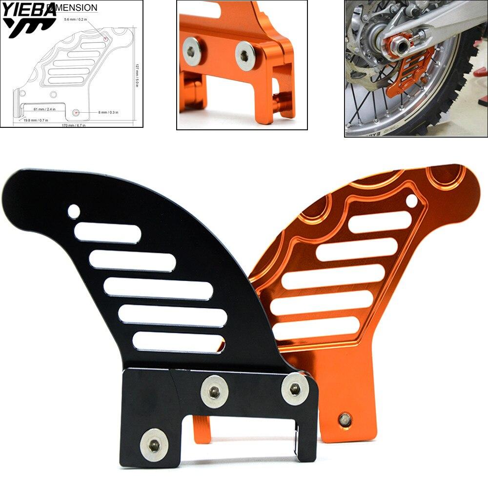 Dirt Bike Motorcycle Rear Brake Disc Guard Potector For Ktm 450 Sx F Wiring Diagram 06 2007 2017 Husaberg Te 125 250 300 2011 2014 Sxs 07 08 In Disks From