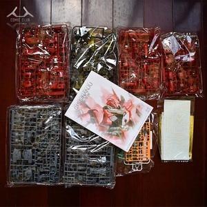 Image 2 - COMIC CLUB INSTOCK MG 1/100 GAOGAO SINANJU Gundam model kit action figure assembly toy
