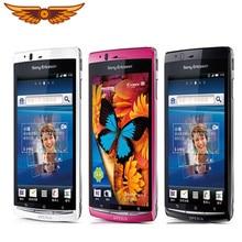Oryginalny telefon komórkowy Sony Ericsson Xperia Arc S LT18i 3G telefon z androidem odblokowany telefon 1500 mAh