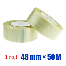 polypropylene Film Filament Tape for Heavy Carton Pack, Wood, Metal, Electronic Equipment Appliance Package