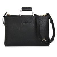 Jacodel принт Для женщин из натуральной кожи сумки Сумка для MacBook iPad Xiaomi Asus ноутбук сумка для Для женщин портфель