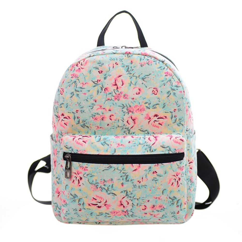 School bag embroidery - National Trend Canvas Embroidery Ethnic Backpack Women Handmade Flower Embroidered Bag Travel Bags Schoolbag Backpacks Mochila