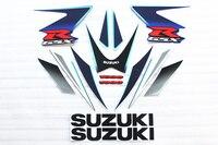 Motorcycle car high quality fairing sticker fit for suzuki GSXR1000 2006 2007years