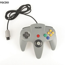 YGCDO Wired Game Controller Gaming Joypad Joystick Gamepad For Nintendo For Gamecube For N64 64