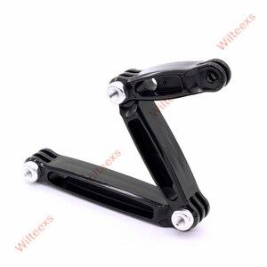 Image 4 - WILTEEXS 3 in 1อุปกรณ์เสริมขยายแขนชุดสำหรับฮีโร่5 4/3 +/3/2 SJ4000 SJ5000 6000 7000 8000 XIAOMIยี่4พันกล้อง