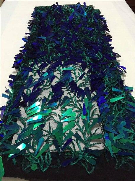 Ev ve Bahçe'ten Dantel'de Altın Glitter Örgü Kumaş Akşam Elbise Altın Pullu Kumaş Elbise Için 2017 Afrika Fransız Dantel Kumaş Yüksek Kalite yeşil'da  Grup 1