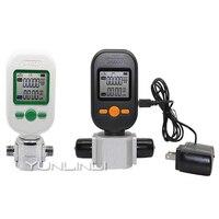 0 10L/Min Gas Flow Meters Gas Mass Flow Meters Compressed Air /Digital Display Meter MF5706 10