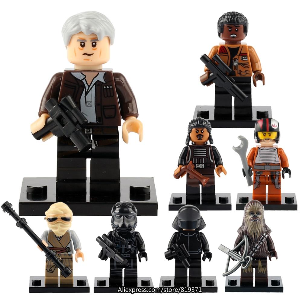 lego star wars хан соло