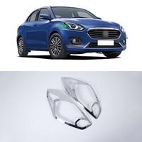 OUBOLUN ABS car accessories Car body kits headlight cover For suzuki 2017 swift sedan