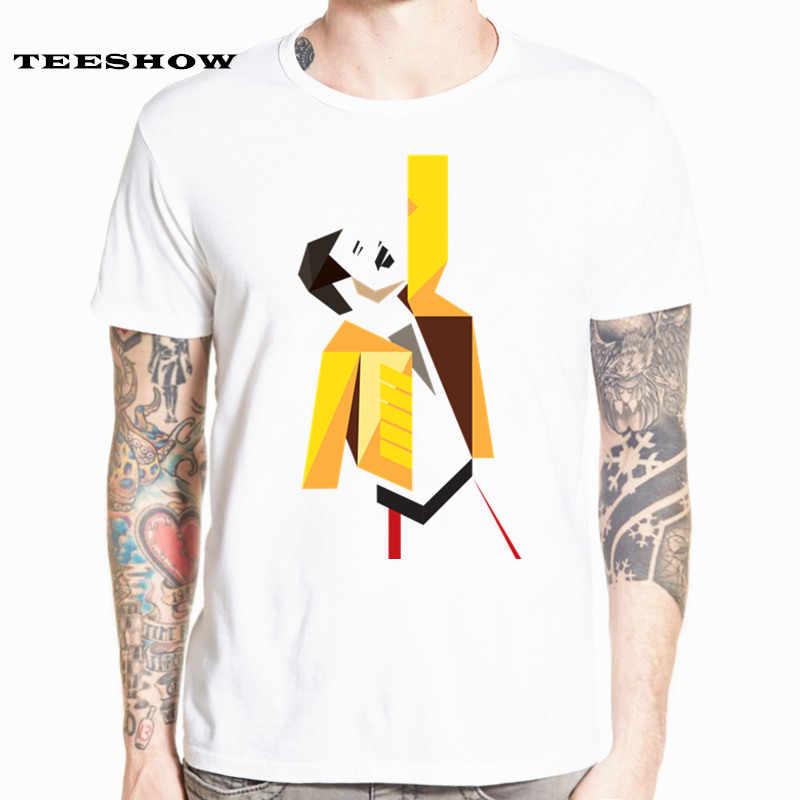 e9c766caef0 Freddie Mercury The Queen Band T-Shirt Mens Hip Hop Rock Hipster T Shirt  Casual