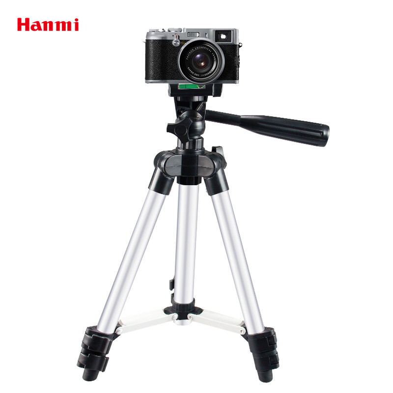 Hanmi Lightweight Tripod Camera Accessories Professional Mini Flexible Tripod For Projector Camcorder Flash Light Camera Tripod