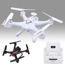 5.8g fpv monitor X163 rc drone dengan HD Kamera real-time transimition Remote Control Pesawat satu kunci untuk kembali dengan LED hadiah cahaya