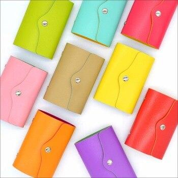 Pu Leather Card Holder Card Holder & Note Holder