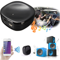 Wireless Bluetooth 4.1 Stereo Music Audio Dongle Receiver with Handsfree Mic 3.5mm Car Line for iPhone Samsung